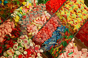 Candies Stock Photo - Image: 6603330