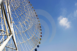 Ferris Wheel Royalty Free Stock Photos - Image: 6603708