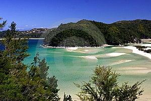 Torrent Bay Golden Beach Royalty Free Stock Photos - Image: 6606038