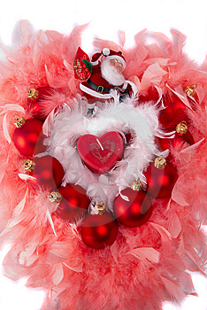 Christmas Decoration Royalty Free Stock Photo - Image: 6607305