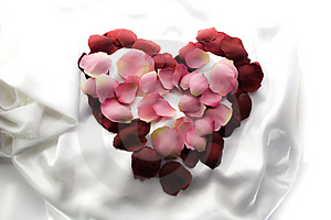 Symbol Of Heart Stock Image - Image: 6611341