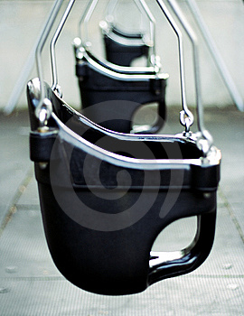 Svuoti L'oscillazione Fotografie Stock - Immagine: 6612683
