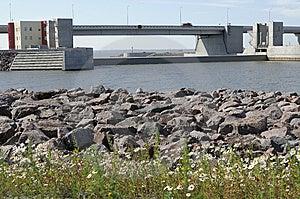 Dam. Stock Photography - Image: 6614572