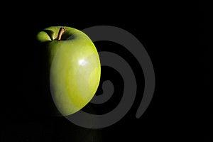 Fresh Green Apple Stock Image - Image: 6615941