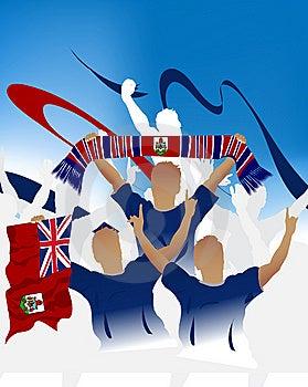 Bermuda Crowd Stock Photos - Image: 6616553