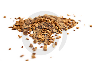 Instant Coffee Royalty Free Stock Photos - Image: 6619358