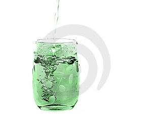 Green Water Stock Images - Image: 6620024