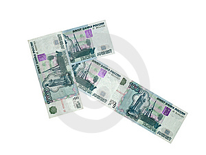 Russian Money Stock Image - Image: 6621271