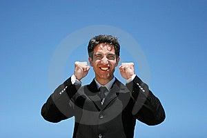Successful Businessman Stock Photos - Image: 6626753