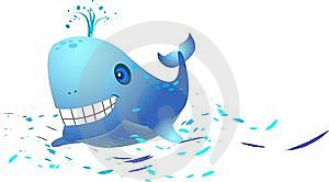 Whale Royalty Free Stock Photos - Image: 6626848