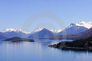 Lake Wakatipu New Zealand (2) Royalty Free Stock Images - Image: 6627369