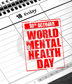 World Mental Health Day Stock Image - Image: 6631131