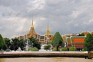 Wat Phra Kaew Royalty Free Stock Image - Image: 6632156