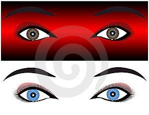 Eyes Stock Image - Image: 6632701