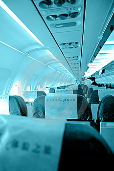 Board Of The Airplane Stock Photography - Image: 6632992