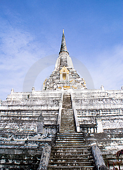 Religious Thai Monument Stock Photography - Image: 6633492