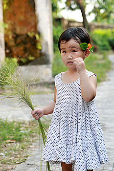 Chinese Children Playing. Stock Photos - Image: 6635363