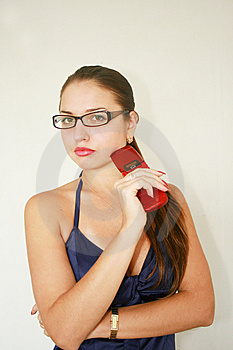 Business Woman Royalty Free Stock Photos - Image: 6637248