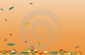 Background For September Royalty Free Stock Photos - Image: 6639438