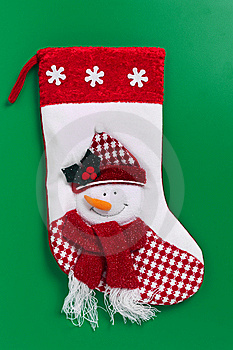Christmas Stocking Stock Photography - Image: 6640562