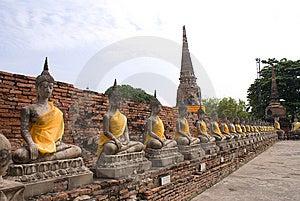 Buddha Statue Stock Photography - Image: 6640812