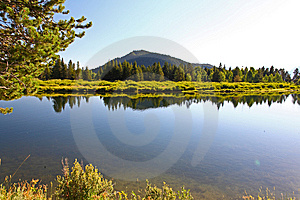 The Oxbow Bend Turnout In Grand Teton Stock Image - Image: 6640851
