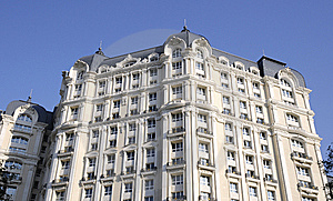 Classical Style Building Royalty Free Stock Photos - Image: 6642588