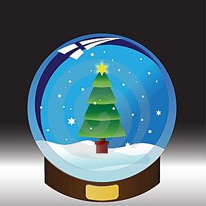 Snowglobe Stock Photo - Image: 6644850