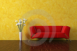 Sofa Royalty Free Stock Photography - Image: 6647147