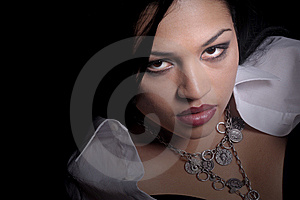 Beautiful Woman Royalty Free Stock Images - Image: 6651459