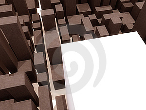 Architectural Target 2! Stock Photos - Image: 6651933