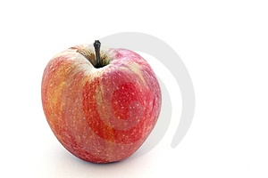 Red Delicious Apple Royalty Free Stock Image - Image: 6652576