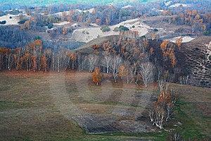Bashang Grassland In Inter-Mongolia  Of China Royalty Free Stock Image - Image: 6654776