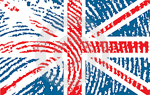 Flag Of United Kingdom Stock Image - Image: 6659371