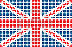 Flag Of United Kingdom Royalty Free Stock Images - Image: 6659399