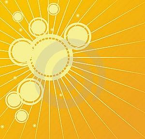 Yellow Background Royalty Free Stock Image - Image: 6660906