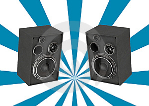 Audio System Royalty Free Stock Photography - Image: 6662267