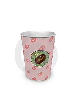 Coffee Cup Stock Image - Image: 6662861