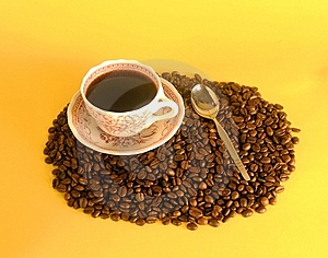 Coffee Stock Image - Image: 6664631