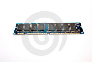 Random Access Memory Royalty Free Stock Photography - Image: 6665017