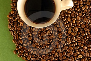Coffee Royalty Free Stock Photography - Image: 6665097
