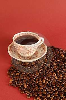 Coffee Stock Photo - Image: 6665200