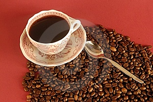 Coffee Stock Image - Image: 6665201