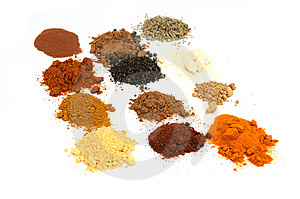 Spices Royalty Free Stock Photo - Image: 6665395