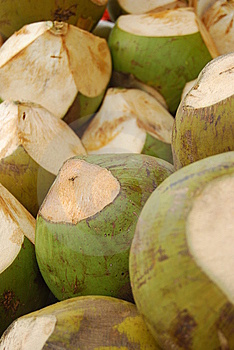Coconuts Royalty Free Stock Images - Image: 6666159