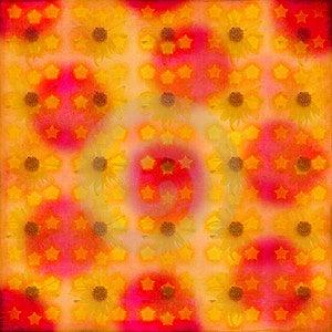 Contexto Colorido Quebrado Imagens de Stock - Imagem: 6667764