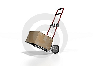 Transport Box Stock Image - Image: 6670251
