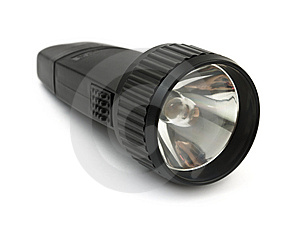 Flashlight Stock Photography - Image: 6671612