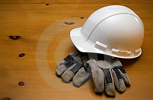 Hard Hat Construction Stock Photos