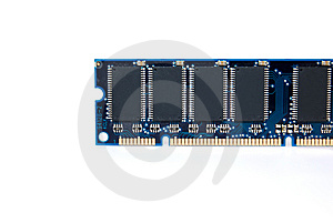 Memory Chip Stock Photography - Image: 6673702